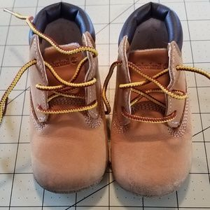 Timberland Wheat Infant Boots size 3